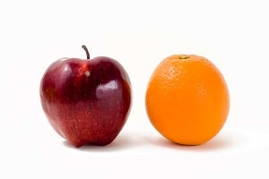 Compare-apples-and-oranges